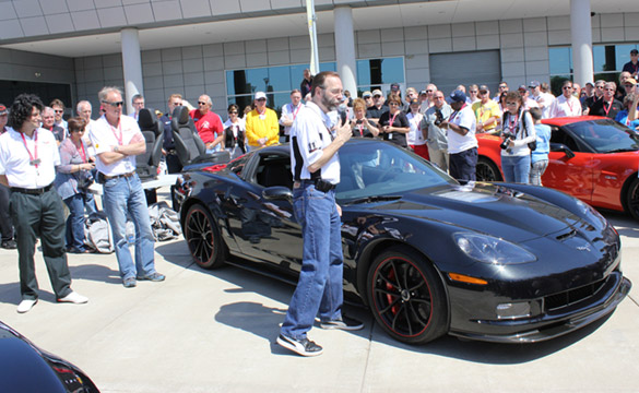 Picture Gallery: Friday at the C5/C6 Corvette Bash