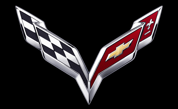 Chevy Introduces 2014 C7 Corvette Emblem