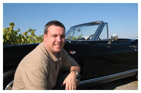 Keith Cornett - CorvetteBlogger.com