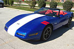 Corvettes on eBay: 1996 Corvette Grand Sport Convertible
