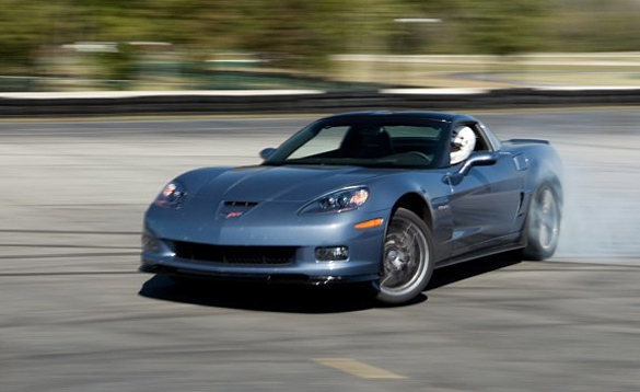 Car and Driver Lightning Lap Features New 2011 Z07-Equipped Corvette Z06