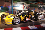 Lou Gigliotti's GT2 Corvette Goes On Display at the Corvette Museum