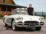 1960 Fuel Injected Corvette