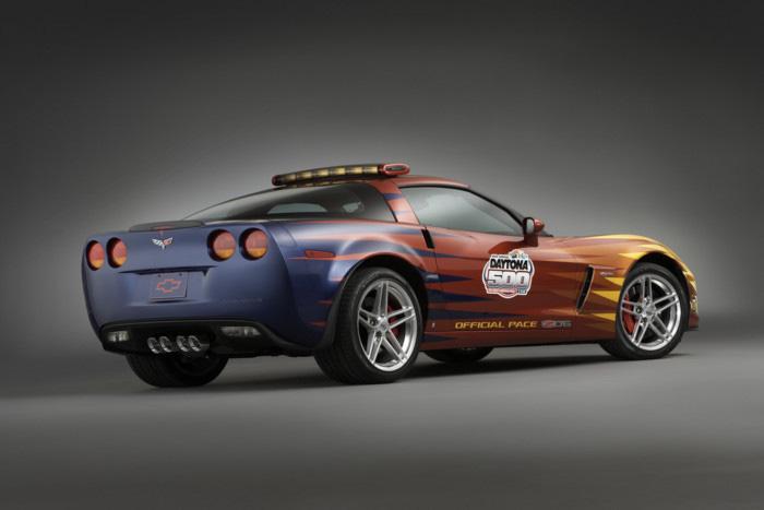 Daytona 500 Z06 Corvette Pace Car Photos Corvette Sales News