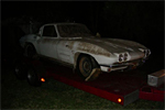 1964 Corvette Coupe Barn Find