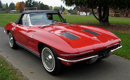 1963 Corvette Fuelie