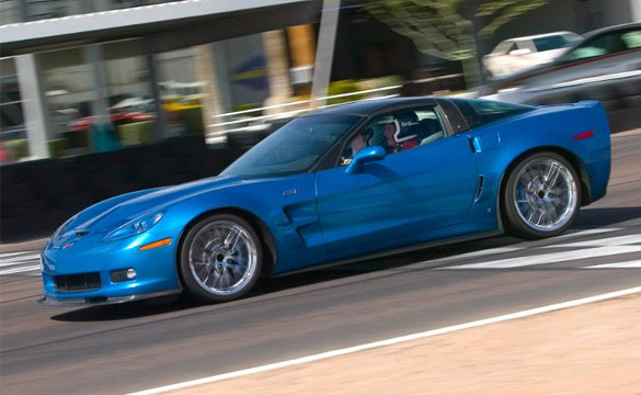 New Corvette Buyers Get Free 2 Day Driving School