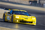 Corvette Racing at Laguna Seca