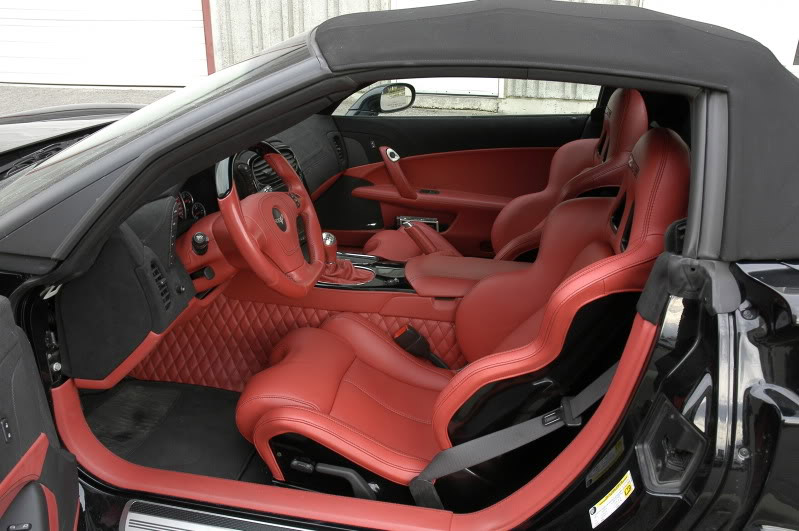 Custom 2008 Caravaggio Convertible Corvette Z06 For Sale Corvette