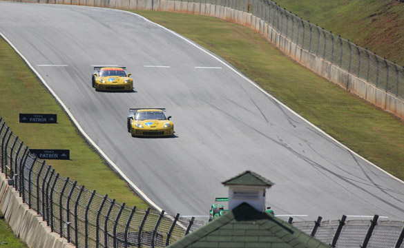 Corvette Racing Links for 1/11/11