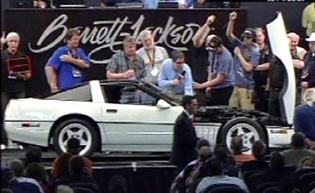 1989 Corvette ZR-1 Snake Skinner