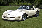 Barrett-Jackson 2011: St.Louis/Bowling Green 1981 Corvettes Bookends