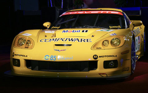 E85 Powered Corvette C6.R