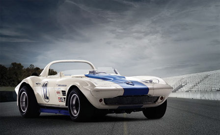 1963 Corvette Grand Sport Chassis #002