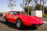 1973 Corvette to be Auctioned for Chip Miller Charitable Foundation