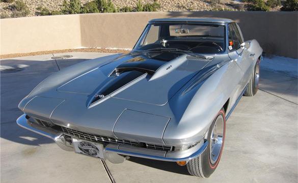 Barrett-Jackson 2011: The Corvette Auction Schedule
