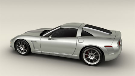 2008 Corvette Callaway Package