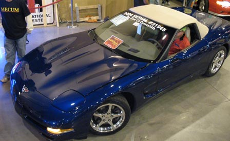2004 Corvette Convertible - The Last C5 Convertible