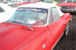 Corvettes Among Those Damaged at Russo & Steele Auction