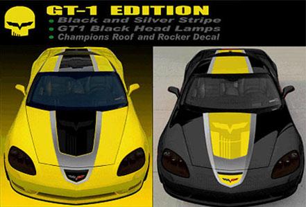 2009 GT-1 Championship Edition Corvette