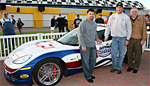 2007 Daytona 500 Corvette Pace Car