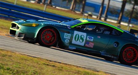 Bell Motorsport's Aston Martin DBR9