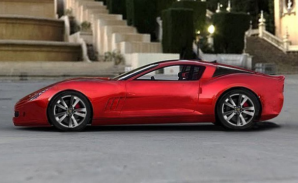 C7 Corvette Update in March 2011 Car and Driver