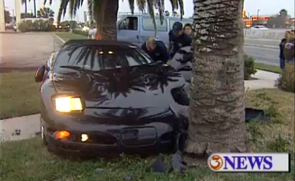 [VIDEO] C5 Corvette Victim of Hit and Run in Corpus Christi
