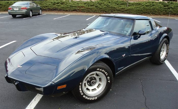 Corvettes on Craiglist: Trade a 1979 Corvette for 3 Super Bowl Tickets