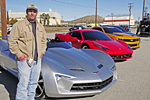 [PICS] Transformers 3 Corvette Stingray Convertible Seen on Flickr