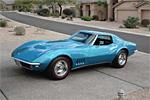 1968 T-Top Corvette