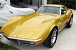 1971 T-Top Corvette