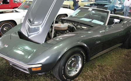 1970 LT-1 Corvette Convertible