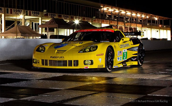Corvette Racing Links for 2/09/11