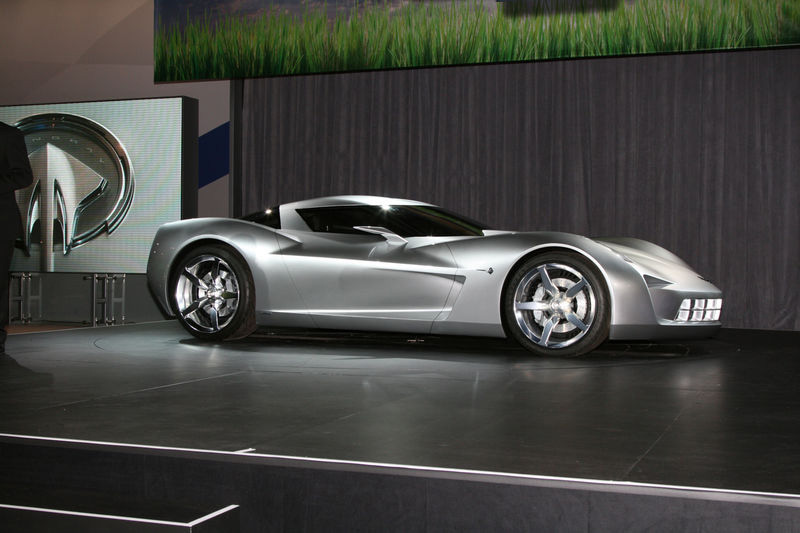 pics transformer 39 s corvette stingray concept revealed in chicago corv. Cars Review. Best American Auto & Cars Review
