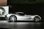 Transformer's Corvette Stingray Concept Revealed in Chicago