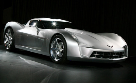Corvette Stingray Concept Revealed in Chicago
