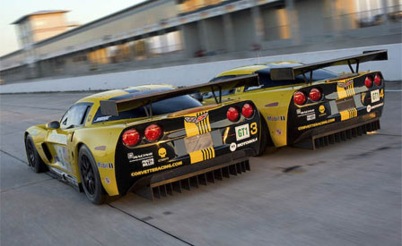GT2 Corvette C6.R To Hit Test Track in March