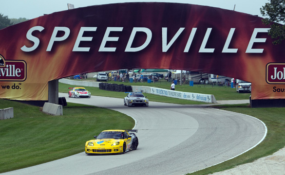 Chevrolet and Road America Announce Alliance