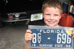 My 1966 Corvette Gets A YOM License Plate