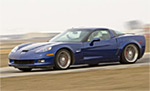 Car and Driver drives the 2007 Corvette Z06