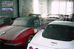 Peter Max VH1 Corvette Collection Found!