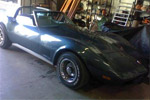 C3 Corvette Gets Stolen, Totaled in Police Chase