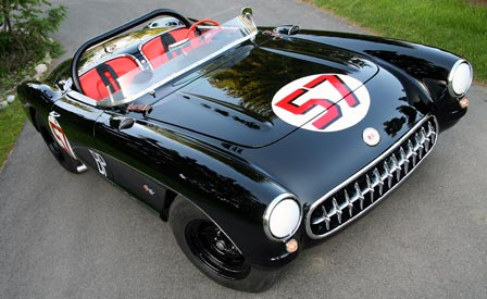Auction Preview: 1957 COPO Corvette Racer