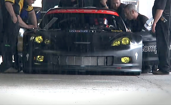[VIDEO] Corvette Racing's Video Series: Episode 1 - Paddle Shifter Testing at Road Atlanta