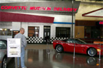 National Corvette Museum's Expansion Nears Completion