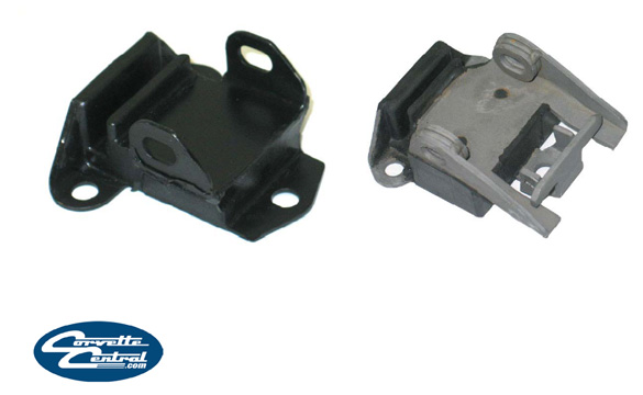 Corvette Central Introduces Correct Motor Mounts for C2 & C3 Corvettes