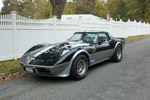 Corvettes on eBay: Ace Frehley's 1978 Corvette Pace Car