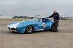Delmo Johnson's Last Corvette