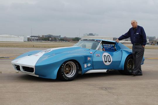 Corvettes On Ebay The 1968 74 Delmo Johnson Race Car Corvette Sales News Lifestyle